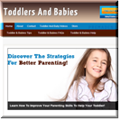 Toddlers PLR Blog