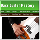 Bass Guitar PLR