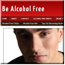 Be Alcohol Free