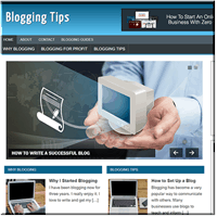 Blogging Tips PLR Blog
