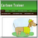 Cartooning Website