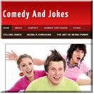 Comedy Niche Blog
