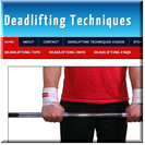 Deadlifting Blog