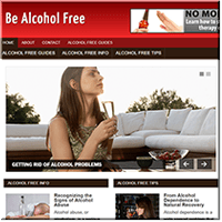 Be Alcohol Free PLR