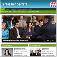 Persuasion Secrets PLR