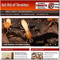 Get Rid Termites PLR