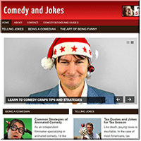 Comedy PLR Blog
