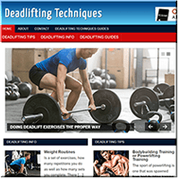 Deadlifting PLR Blog