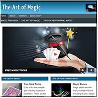 Magic Arts PLR Blog