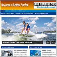 Surfing PLR Blog