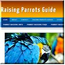 Raising Parrots Blog