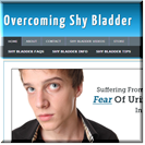 Shy Bladder Blog
