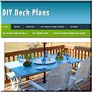 DIY Deck Plans