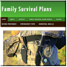 Family Survival Blog