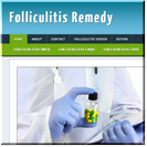 Folliculitis Website