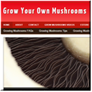Grow Mushrooms