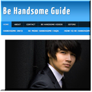 Handsome Blog