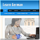 Learn German Site