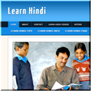 Learn Hindi Site