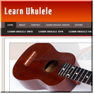 Learn Ukulele Site