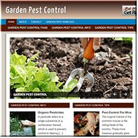 Garden Pest Control PLR