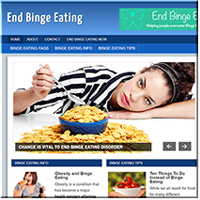 Binge Eating PLR Blog