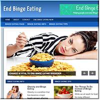Binge Eating PLR Blog