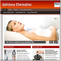 Gallstone PLR Site