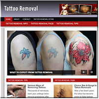Tattoo Removal PLR