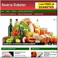 Reverse Diabetes PLR