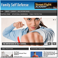 Family Self Defense PLR