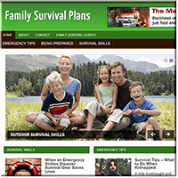 Family Survival PLR Blog