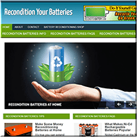 Recondition Battery PLR