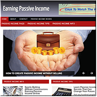 Passive Income PLR