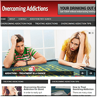 Overcoming Addiction PLR