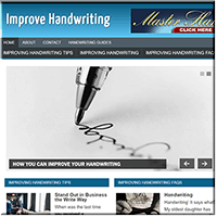 Improve Handwriting PLR