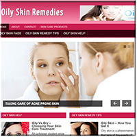 Oily Skin Remedy PLR