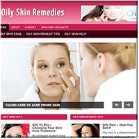 Oily Skin Remedy PLR