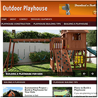 Build Playhouse PLR