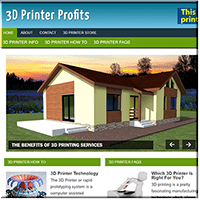 3D Printer Profits PLR