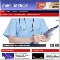 Urinary Tract Infection PLR