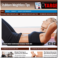 Stubborn Weightloss PLR