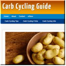 Carb Cycling PLR