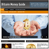 Bitcoin PLR Blog