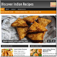 Indian Recipes PLR Blog