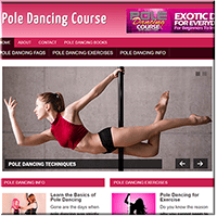 Pole Dancing PLR Site