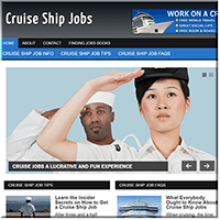 Cruise Ship Jobs PLR