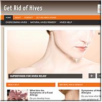 Get Rid Hives PLR