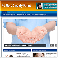 Sweaty Palms PLR Site