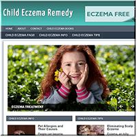 Child Eczema PLR